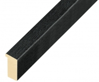 Holzrahmen DIN A4 Farbe weiß, schwarz o. natur